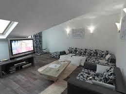 bilder 3d interieur wohnzimmer braun beige 5