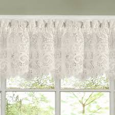 Luxurious Old World Style Lace Kitchen Curtains- Tiers And Valances In Cream Best Home Fashion Thermal Insulated Blackout Curtains Back Tab Rod Pocket Beige 52w X 84l Set Of 2 Panels Shop Farmhouse Style Decor Point Valances Pretty Windows Discount Country Window Toppers Top Swags Galore Aurora Mix Match Tulle Sheer With Attached Valance And 4piece Curtain Panel Pair Post Taged Outlet Store Lined Scalloped Custom Treatments Draperies Page 1 Primitive Rustic Quilts Rugs Drapes More From The Lagute Snaphook Truecolor Hookless Shower Gray