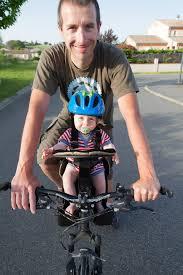 siege velo bébé test du porte bébé vélo weeride k luxe matos vélo actualités