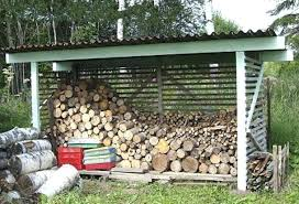 Cinder Block Firewood Rack An Idea For Simple Firewood Storage