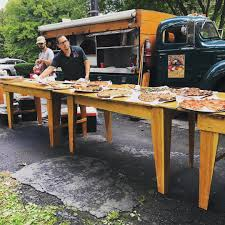 Biggreenpizzatruck Instagram Photos And Videos