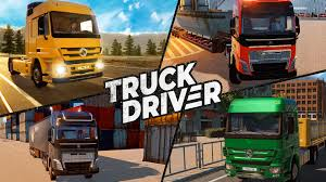 First Gameplay Trailer Revealed For Truck Driver - Invision Game ...