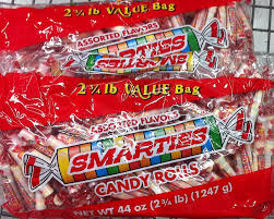 Halloween Candy Tampering 2014 by Halloween Candy Idea Smarties Iamasmartie Cbias Mom Of 3 Girls