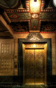 Degeorge Ceilings Buffalo Ny by Art Deco Elevator Door City Hall Buffalo New York Pinterest