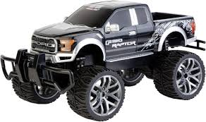100 Ford Monster Truck Carrera RC Monster Truck F150 37 Cm Black InternetToys