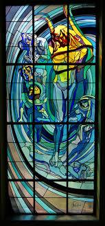 100 Poland Glass FileKrakow Medical Society House Apollostained Glass