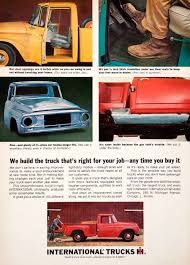 1964 Ad International Harvester Pickup Truck Chicago Hauling Loading ...