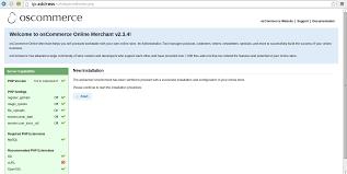 Cara Install Lamp Ubuntu 1404 by Install Oscommerce In Ubuntu 14 04 With Lamp Stack