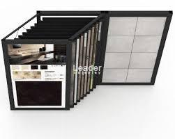 ceramic tile display stand103 leader display china manufacturer