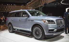 2018 Lincoln Navigator Photos And Info | News | Car And Driver 2018 Lincoln Navigatortruck Of The Year Doesntlooklikeatruck Navigator Concept Shows Companys Bold New Future The Crittden Automotive Library Longwheelbase Yay Or Nay Fordtruckscom Its As Good Youve Heard Especially In Hennessey Top Speed 1998 Musser Bros Inc Car Shipping Rates Services Used 2003 Lincoln Navigator Parts Cars Trucks Midway U Pull Depreciation Appreciation 072014 Autotraderca Black Label Review Autoguidecom