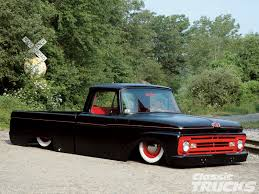 0702clt-02-o-1963-ford-f100-pickup-truck-custom-lowered-suspension ... 1963 Ford F100 Youtube For Sale On Classiccarscom Hot Rod Network Stock Step Side Pickup Ideas Pinterest F250 Truck 488cube Blown Ford Truck Street Machine To 1965 Feature 44 Classic Rollections Classics Autotrader