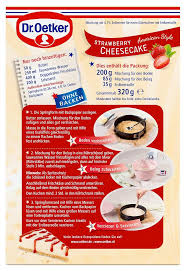 dr oetker cheesecake american style im 4er probierset american cheesecake chocolate lemon cheesecake strawberry cheesecake blueberry cheesecake
