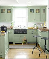 Sage Green Kitchen White Cabinets by Sage Green Kitchen Cabinets U2013 Subscribed Me