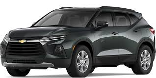All-New 2019 Blazer Sporty Mid Size SUV Crossover