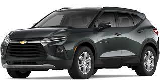 100 Blazer Truck AllNew 2019 Sporty Mid Size SUV Crossover