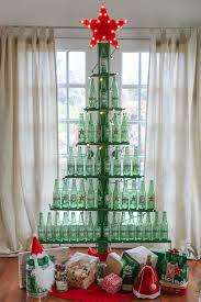 DIY Beer Bottle Tree