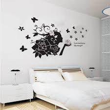Bedroom2017 Letter Cut Vinyl Wall Decal Mississauga Bedroom Decor Amazon Pictures
