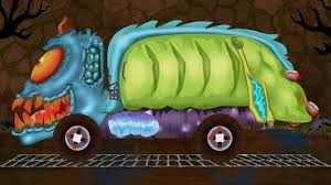 100 Garbage Truck Cakes Garbage Truck Car Garage Car Formation Scary Video For
