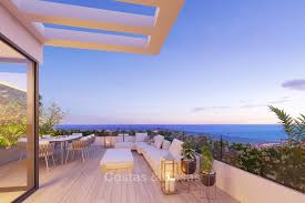 100 Modern Townhouses New Modern Townhouses For Sale Near The Beach In Fuengirola Costa Del Sol