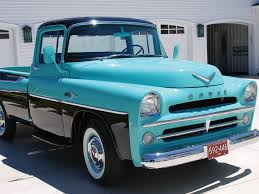 RM Sotheby's - 1957 Dodge Sweptside 100 Pickup | Vintage Motor Cars ... 1957 Dodge Pickup Chrome For Sale All Collector Cars File1957 Pop Truck 8218556jpg Wikimedia Commons D100 For Classiccarscom Cc1073496 Danbury Mint Sweptside 1 24 Cot Ebay Im Looking To Trade Muscle Mopar Forums Realworld Classic Trucking Hot Rod Network S72 Austin 2015 Bobs 1985 Dodge Truck Bills Auto Restoration Giant Power Wagon W100 12 Ton Rare Factory 4x4 Of At Vicari Auctions Biloxi 2017 Information And Photos Momentcar