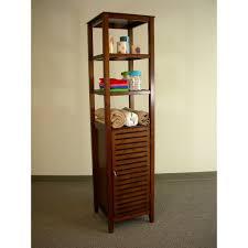 Bathroom Linen Tower Espresso by Amazon Com Proman Products Th16500 Spa Bath Tower Home U0026 Kitchen