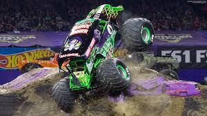 100 Monster Truck Oakland Jam Tickets Sunday February 17 2019 300 PM At