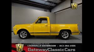 1972 Chevrolet C10 Stepside Pickup Truck Stock #754 Located In Our ...