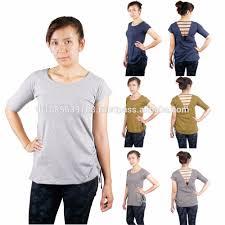 lofbaz women u0027s stylish hollow out back tops t shirts buy women
