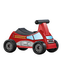 100 Fire Truck Ride On American Plastic Toys Zulily