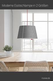 moderne esszimmer beleuchtung weiss grau hängeleuchte