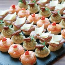 canapes for bertrand munier personal chef catering for