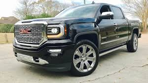 NEW 2017 GMC Sierra Denali 1500 ULTIMATE Full Review /Start Up ...
