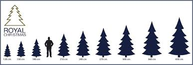 Height Articial Christmas Trees
