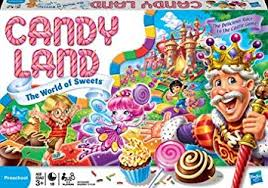 CandyLand Board Game Amazoncouk Toys Games