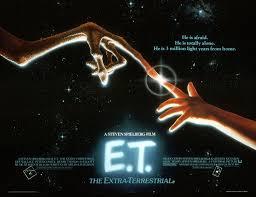 John Alvinamp8217s Poster Design For ET The Extraterrestrial 1982