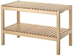 ikea molger bench birch 402 414 51