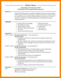 Professional Resume Examples 201516 Amazing Accounting Finance Livecareer Template 2016 2