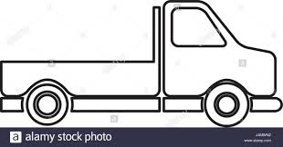 Pick-up Truck Classic Truck Cargo Transport Line Stock Vector Art ... Clipart Of A Cartoon White Man Driving Green Pickup Truck And Red Panda Free Images Flatbed Outline Tow Clip Art Nrhcilpartnet Opportunities Chevy Chevelle Coloring Pages 1940 Ford Pick Up Watercolor Pink Art Flower Vintage By Djart 950 Clipart Vintage Red Pencil In Color Truck Unbelievable At Getdrawingscom For Personal Use