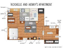 100 Tiny Apartment Layout 9 Essential Tips For Surviving A Small With A Dog The