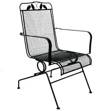 Black Wrought Iron Spring Base Sliding Chair | At Home 42 Black Metal Outdoor Fniture Ding Phi Villa 300lbs Wrought Iron Patio Bistro Chairs With Armrest For Genbackyard 2 Pack Wrought Iron Garden Fniture Mainstays 3piece Set Gorgeous Patio Design Using Black Chair And Round Table With Curving Legs Also Fabric Arlington House Chair Commercial Sams Club 2498 Slat At Home Lck Table2 Chairs Outdoor Gray Mesh Back