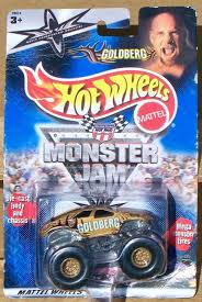 2000 Hot Wheels WCW Wrestling GOLDBERG Monster Jam Truck | Hot ... Lifted Trucks Jump One Another In Ultimate Muddin Entrance The Lucas Till On Befriending A Monster Collider Jam Info And History Home 2000 Series Hot Wheels Wiki Fandom Powered By Wikia Just A Car Guy Grave Diggers Freestyle At San Diego Maxd Maximum Destruction Recetemplate Gta5 Parma 110 Goldberg Truck Clodbuster Body 1724573750 Tag Archive For Madusa Kid Amazoncom Rev Tredz Scale 143 Thrasher Pinterest Coloring Pages Cool 28074 164 Diecast Factory