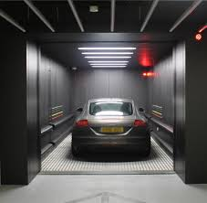 100 Car Elevator Garage _Autors EscalatorLift