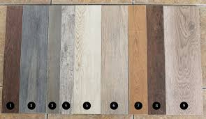 our flooring solid wood vs faux wood tile chris