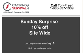 Camping Survival Coupon Promotional Code - Coke Products ... Coupons From Sears Toy R Us Office Depot Target Etc Walmart Coupon Codes 20 Off Active Black Friday Deals Sears Canada 2018 High End Sunglasses Code Redflagdeals Futurebazaar Parts Direct 15 Cyber Monday Metro Pcs Coupon For How To Get Printable Coupons Cbs Sportsline Travel Istanbul Free Shipping Lola Just Strings I9 Sports Tools Michaels Custom Fridge Filters Ca Deals Steals And Glitches