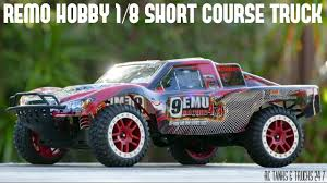 REMO HOBBY 1/8 Short Course Truck - Unboxing & First Look | Mdp.lt