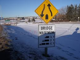 100 Truck Route Sign Road Weight Restrictions Chestermere AB Official Website