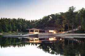 100 Lake Boat House Designs Weiss Architecture Urbanism Limited A Modern House In A