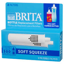 Brita Faucet Filter Replacement Walmart by Amazon Com Brita Soft Squeeze Water Filter Bottle Replacement