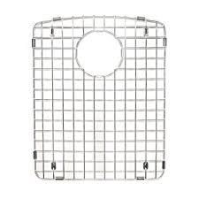 Franke Sink Grid Drain by Franke Bottom Bowl Grid 12 75 X 16 Fbgg1316 The Home Depot
