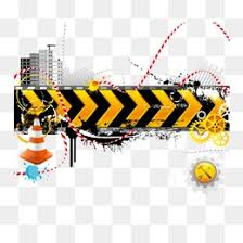 Traffic Barriers PNG Vectors and PSD Files